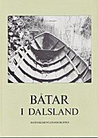 Båtar i Dalsland by Peter Skanse