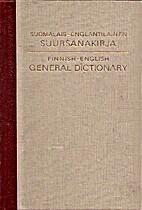 Suomalais-englantilainen suursanakirja =…