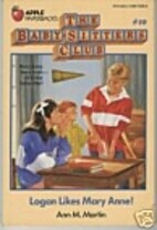 Logan Likes Mary Anne! (Baby-Sitters Club…