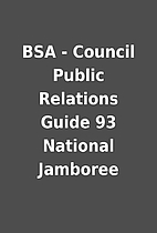 BSA - Council Public Relations Guide 93…