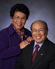 Author photo. Mawii und Rochunga Pudaite
