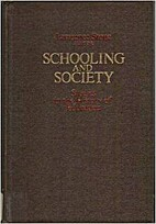 Schooling and Society: Studies in the…