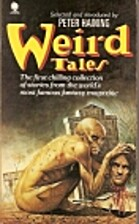 Weird Tales: A Facsimile of the World's Most…