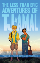 The less than epic adventures of TJ and Amal…