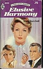Elusive Harmony by Ida Cook