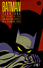 Batman: Year One by Frank Miller