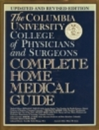 Columbia University Of Physicians And…