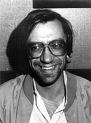 Author photo. L'historiador Pere Anguera i Nolla, fotografiat a la dècada dels anys 80 del segle XX