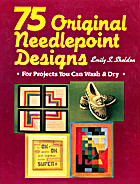 75 original needlepoint designs for projects…
