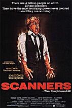 Scanners by David Cronenberg