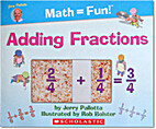 Adding Fractions by Jerry Pallotta