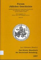 Das älteste Mannbuch der Herrschaft…