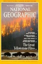 National Geographic Magazine 1989 v175 #2…
