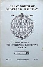 The journal of the Stephenson Locomotive…