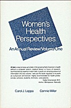 Women's Health Perspectives: An Annual…