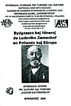 Bydgoszcz kaj itineroj de Ludoviko Zamenhof…