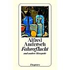 Hörspiele by Alfred Andersch