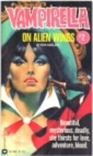 Vampirella #2 On Alien Wings by Ron Goulart