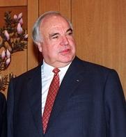 Author photo. Helmut Kohl, 1997.  Photo by Helene C. Stikkel / DoD.  Edited by Wikimedia uploader.