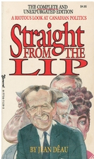 Straight from the lip by Jean Dêau