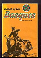 A book of the Basques by Rodney Gallop
