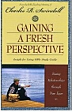 Gaining a Fresh Perspective: Seeing…
