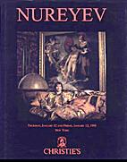 Nureyev: Old Master Paintings, European…