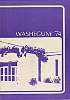 Yearbook Washegum 1974 by Bottineau High…