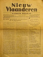 Nieuw Vlaanderen - Algemeen Weekblad - 12…