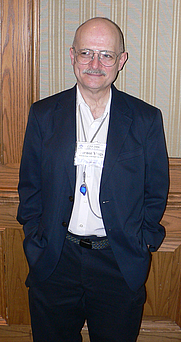 Author photo. By <a href=&quot;http://en.wikipedia.org/wiki/User:Raul654&quot;>Mark Pellegrini</a>, at ACM CFP-2006 (L'Enfant Plaza Hotel, Washington DC), May 5, 2006.