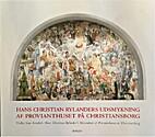 Hans Christian Rylanders udsmykning af…