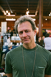 Author photo. Photo by Chris Anthony Diaz / Flickr
