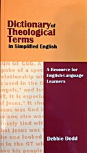 Dictionary of Theological Terms in…