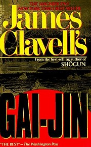 Gai-Jin (Asian Saga) by James Clavell