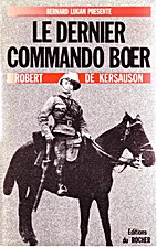 Le dernier commando Boer (Un volontaire…