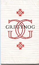 The private press at Gregynog by J. Michael…