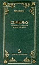 Comedies by Menander