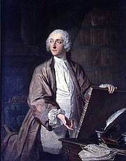 Author photo. Portrait by Jacques Andre Joseph Camelot Aved, in the Louvre Museum, found at <a href=&quot;http://www.kunst-fuer-alle.de/english/art/artist/image/jacques-andre-joseph-camelot-aved/8728/3/64508/victor-riquetti,-marquis-of-mirabeau-%281715-89%29,-french-economist,-1743/index.htm&quot; rel=&quot;nofollow&quot; target=&quot;_top&quot;>kunst-fuer-alle.de</a>