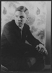 Author photo. Donald Bachardy (1934-    ), photographed by Carl Van Vechten, Jan. 2, 1954 (Library of Congress Prints and Photographs Division, Van Vechten Collection, Digital ID: van 5a51669)