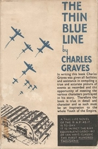 The Thin Blue Line. [A novel. With plates.]…