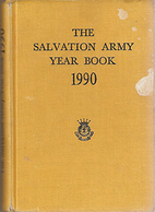 The Salvation Army Year Book 1990 by Miriam…