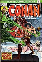 Conan the Barbarian #37 by Roy Thomas