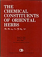 The Chemical Constituents of Oriental Herbs…