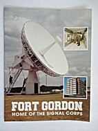 Fort Gordon, Home of the Signal Corps, 1993.