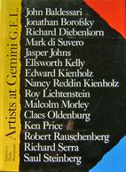 Artists at Gemini G.E.L. : celebrating the…