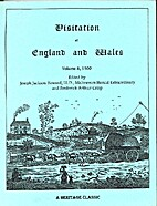Visitation of England and Wales: Volume 8,…