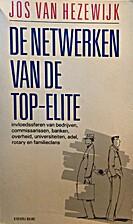 De netwerken van de top-elite :…