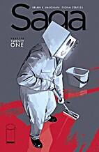 Saga #21 by Brian K. Vaughan
