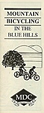 Mountain Bicycling in the Blue Hills by K.…