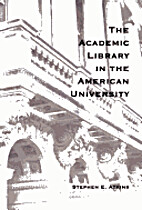The Academic Library in the American…